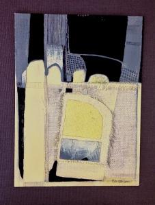 Arrangement (yellow)
